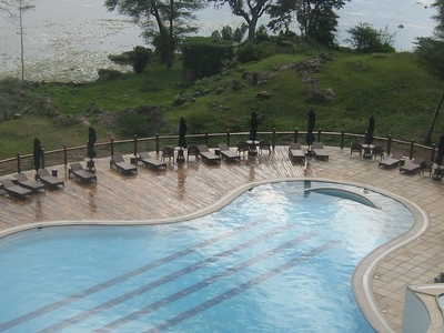 Chobe Swimming Pool And