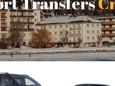 Private Airport Transfers Crans Montana 1