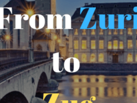 Transfers From Zurich Airport To Zug