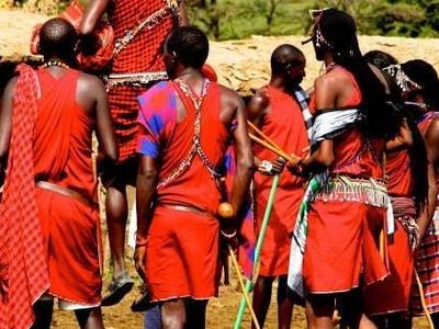 Masai Mara National Reserve