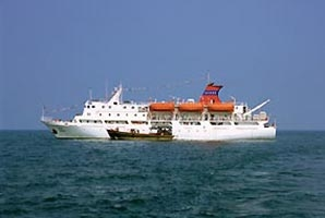 Andaman Cruise Picture