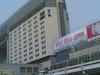 Side View Of Hangzhou Railway Station
