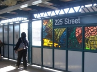 225th Street IRT White Plains Road Line Station