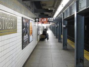28th Street IRT Broadway Seventh Avenue Line