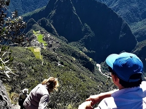Inca Trail to Machu Picchu Fotos