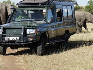 3 Days Safari In Masai Mara Photos