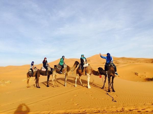 3 Desert Tour From Marrakech Photos