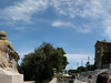 360 View Outside Main Entrance To Palau Nacional