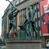 Three Smiths Statue