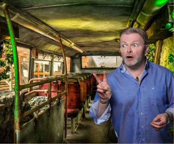 The Comedy Bus Tour Photos