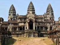 Cambodia Angkor Wat Tour