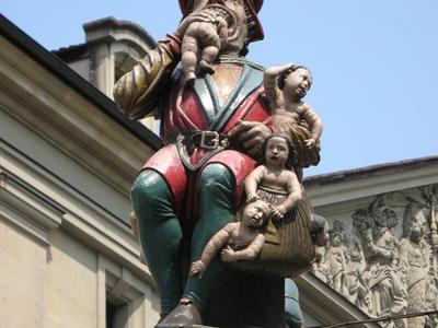 Kindlifresserbrunnen Bern