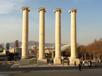 The Re-Erected Four Columns