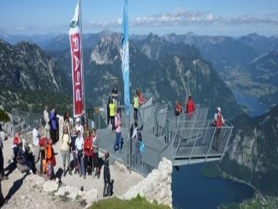 5 Fingers Viewing Platform-Obertraun Austria