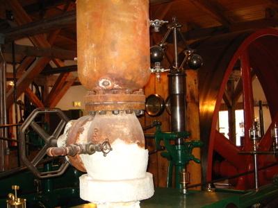 500 Hp Corliss Steam Engine