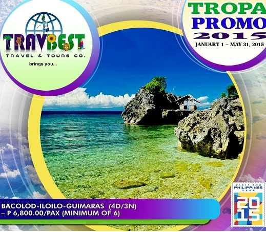 Bacolod Iloilo Guimaras 4Days 3 Nights Photos