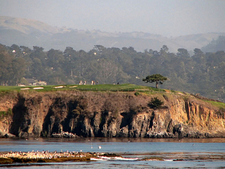 6th Hole At Pebble Beach