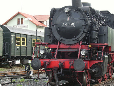 The Museum\'s DRG Class 64