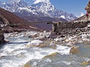 Trekking in Nepal Photos