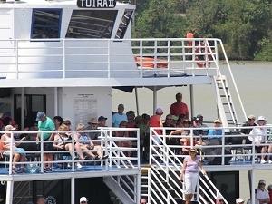 Panama Canal Transit Tour Photos