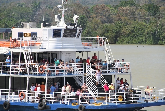 Panama Canal Transit Tour Photos