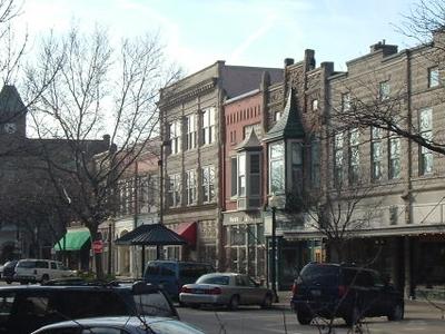 8th Street Holland