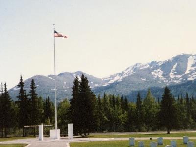 Fort Richardson National Cemetery