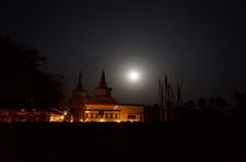 Buddhist Festival Of Light