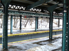 Ninth Avenue Station Platform