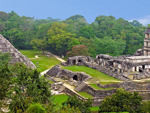 Mayan Palace, Mexico Fotos