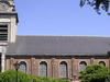 Aalst Begijnhof Kerk Zijzicht