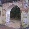 Aam Khas Bagh Entrance