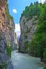 Aare Gorge - Valley Of Hasli - Switzerland