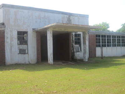 Abandoned School Near Derry