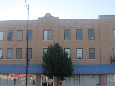 Abandoned  Hotel  Perryton In  Perryton