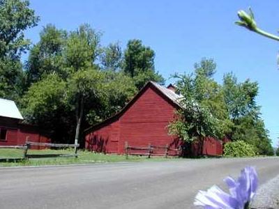 A Barn In South Hero.
