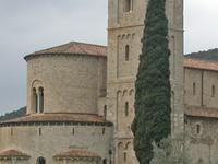 Abadía de Sant Antimo