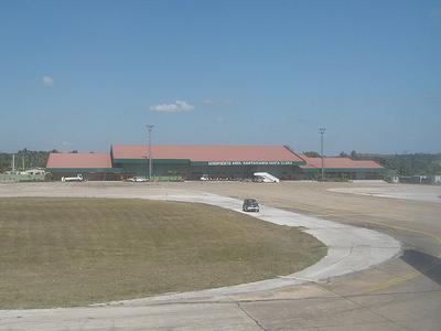 Abel Santa María Airport