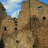 Aberdour Castle Tower Ruins