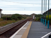 Aberdovey Rail Station