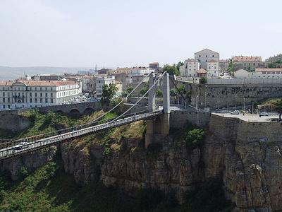 A Bridge In Constantine