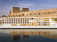 Nile Cruise From Aswan to Abu Simbel