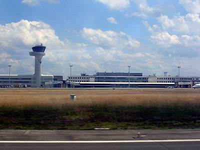 View Of The Airport