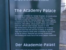 Academy Palace Info