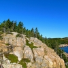 Acadia National Park ME - View Otter Cliffs