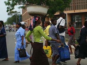 Unearth Accra Walking Tour Photos