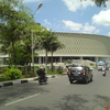 Aceh Tsunami Museum From Road