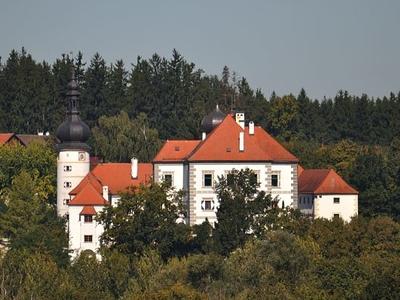 Achleiten Castle, Upper Austria, Austria