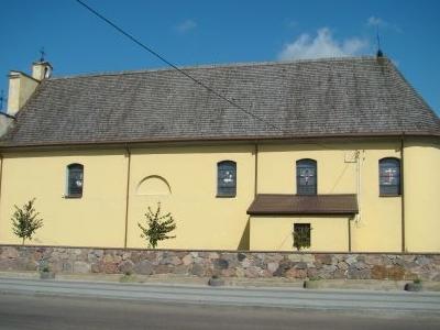 A Church In Dolistowo