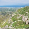 Acrocorinth Overview @ Corinth